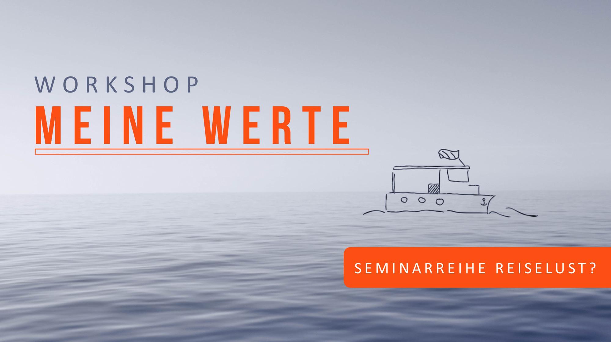 Workshop MEINE WERTE